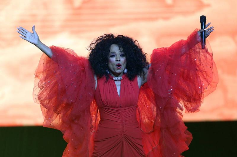 Diana Ross Returns With First New Album In 15 Years!