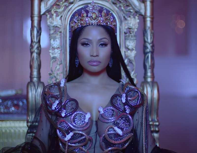 Nicki Minaj Has Green Light To Remix Tory Lanez's 'SKAT'