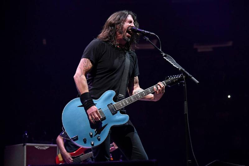 Dave Chapelle Joins Foo Fighters To Cover Radiohead? Yeah, We're Confused Too!