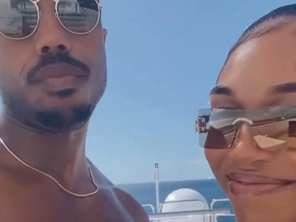 Michael B. Jordan Feels Nicki Minaj Pressure In Rum Drama