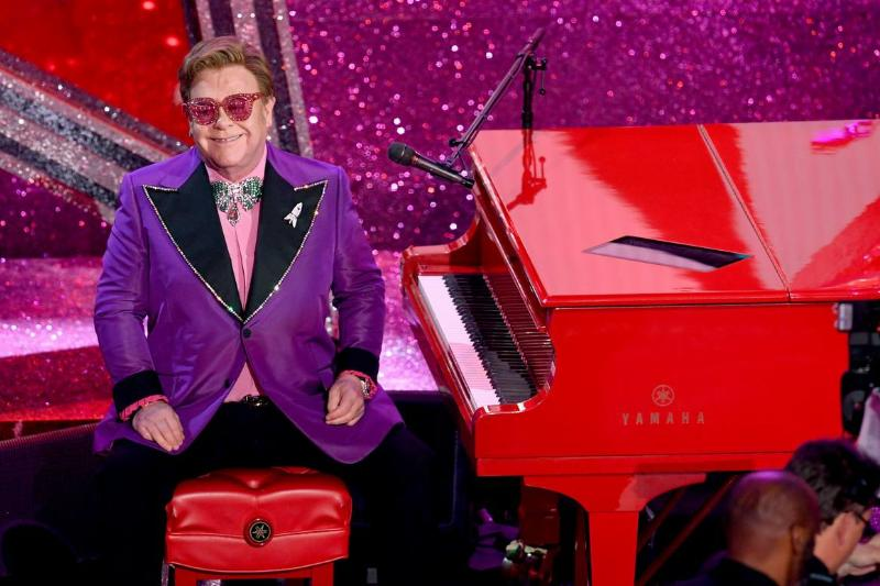 Elton John Will Play His Final American Shows At Dogders Stadium
