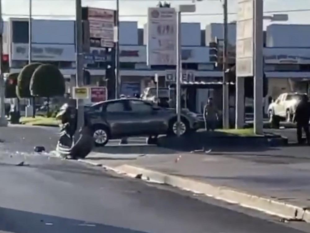 BREAKING: Tory Lanez Almost Dies In Car Crash