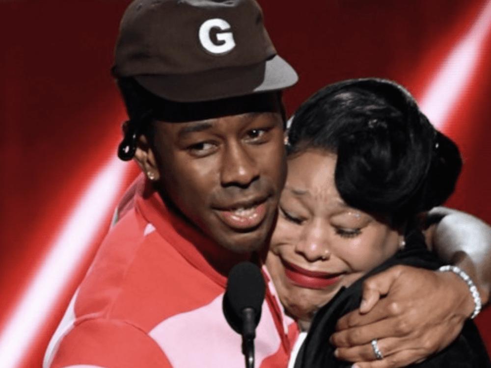 Tyler the Creator Grammys 2020 Clip