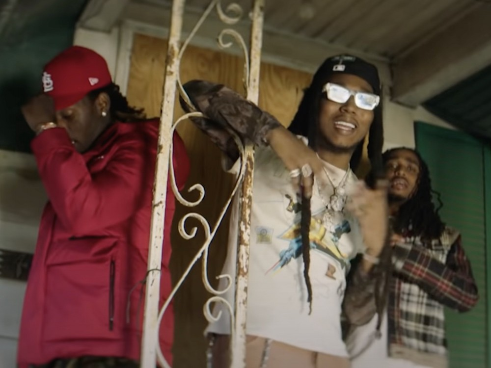 Migos Want Respect On Their Name: 'We Influenced Everything Going On Right Now'