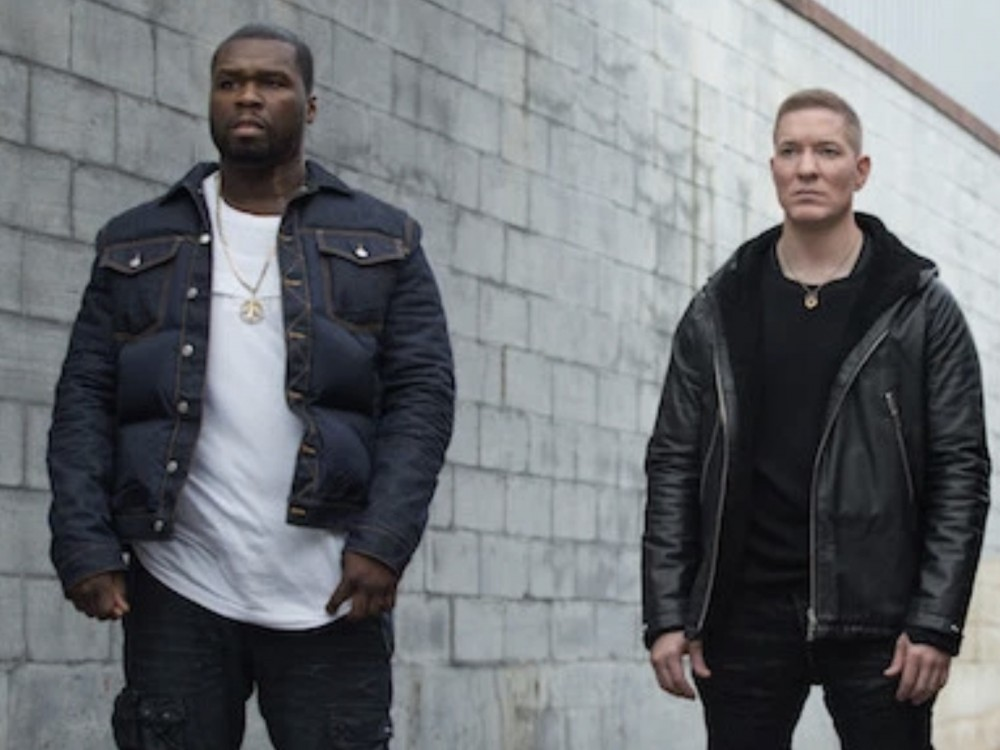 50 Cent Hypes 'Power Book: Force' On Joseph Sikora's B-Day