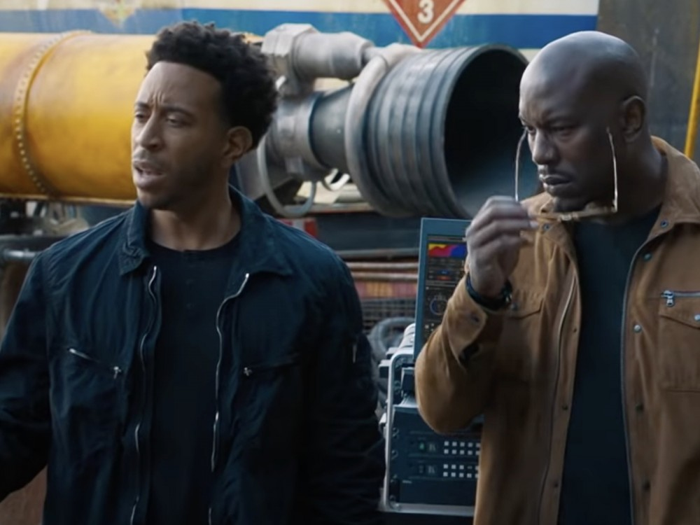 Ludacris' 'Fast & Furious 9' Does The Unthinkable At Box Office