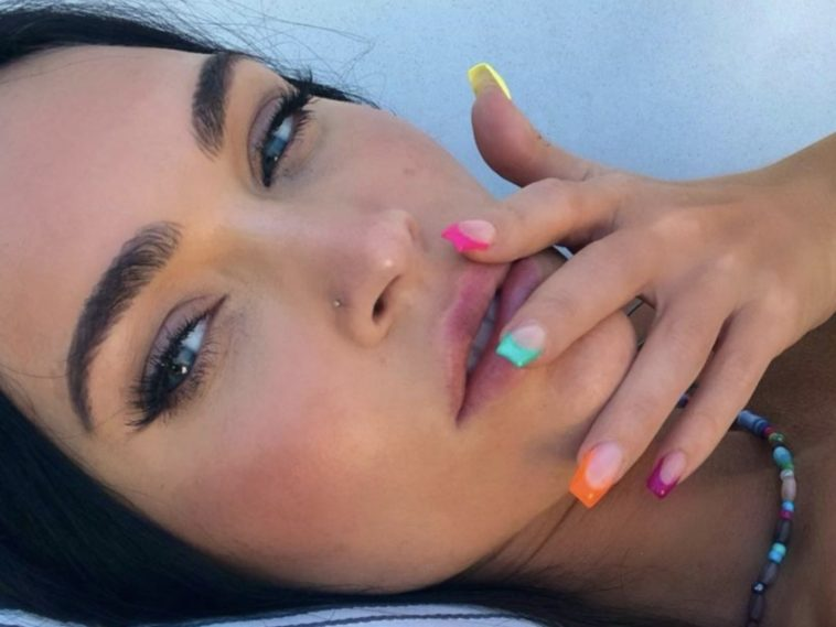 MGK's Bae Megan Fox Is All About The PRIDE Vibes