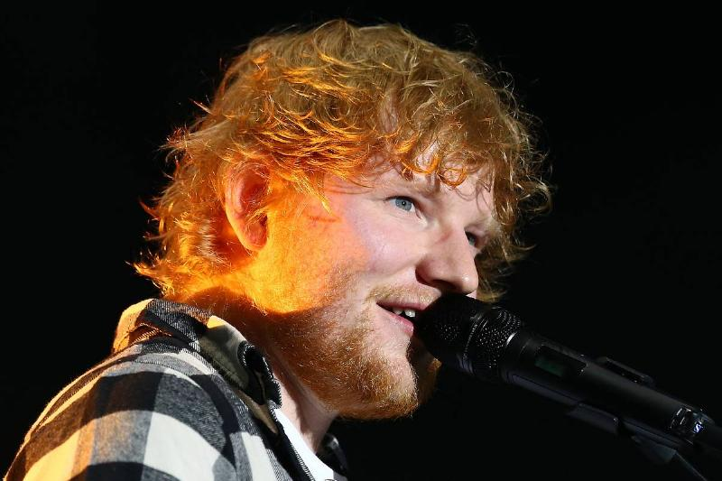"""Ed Sheeran Performs """"Bad Habits"""" Live; Wants To See Your Inner Glampire"""