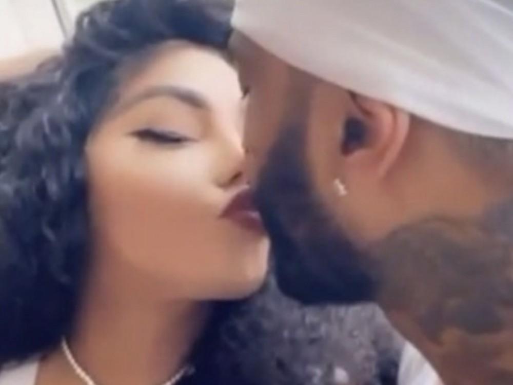 Lil' Kim's Man Checks 50 Cent Over Disrespectful Jokes