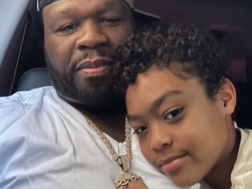 50 Cent's Ready To Become Rap Game's Simon Cowell