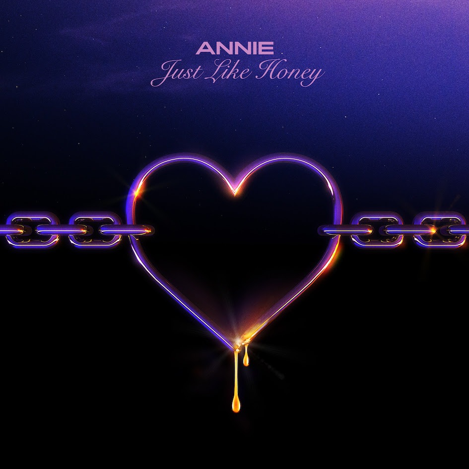 NEWS: Annie re-imagines The Jesus and Mary Chain classic, 'Just Like Honey'
