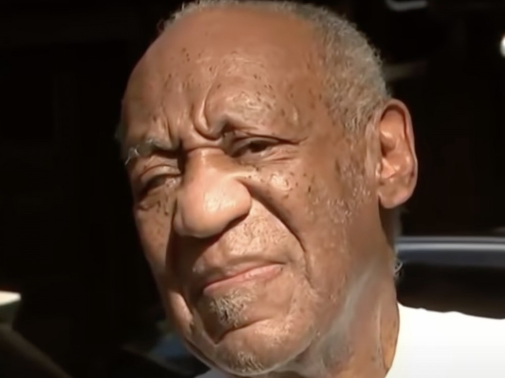 Bill Cosby Gets Cleaned Up W/ A Fresh Birthday Haircut