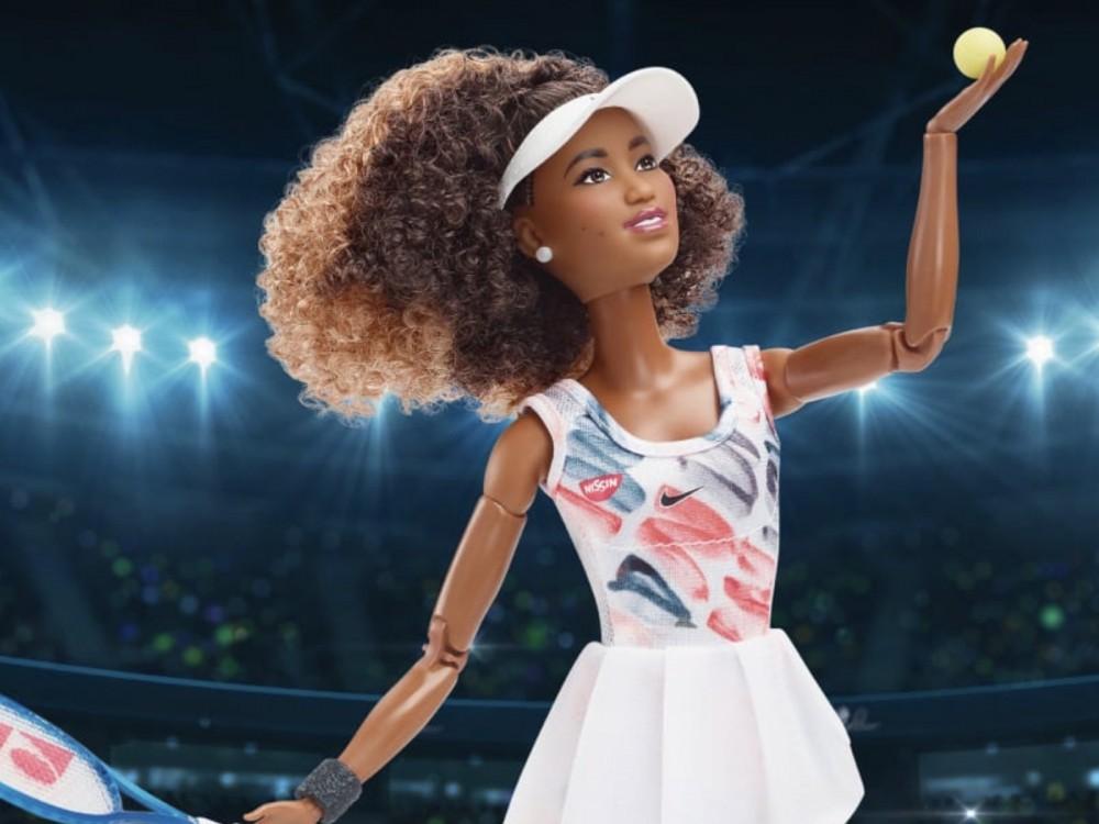 Cordae Girlfriend Naomi Osaka's Barbie Sells Out Fast-Fast