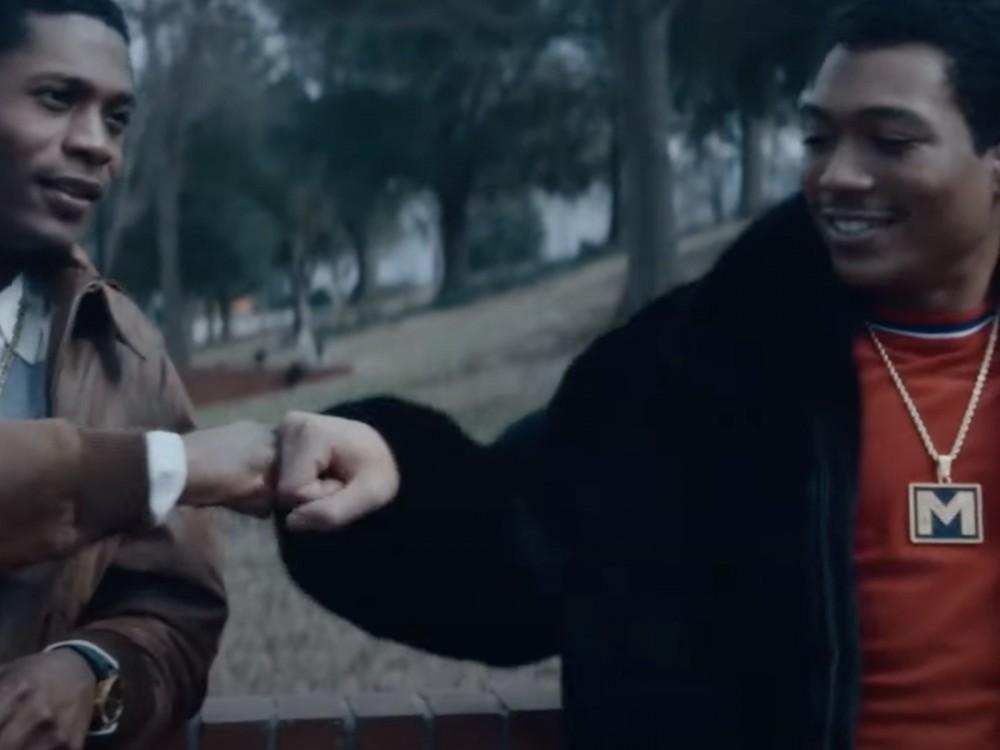 50 Cent Reveals Black Mafia Family STARZ Trailer + It's A Must-See