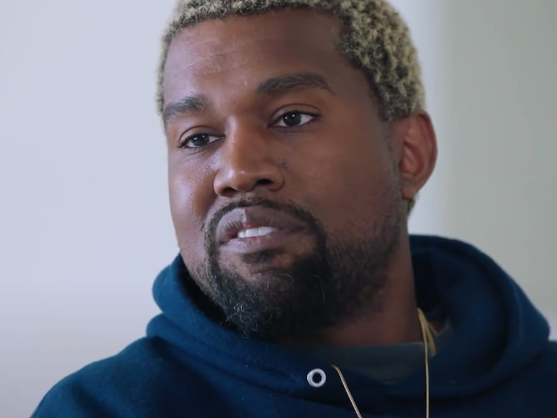 Kanye West's Album Listening Party Rumor Is G.O.O.D News