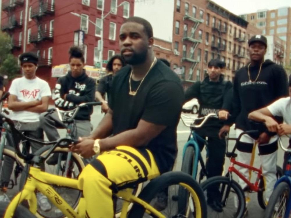 A$AP Ferg + Jim Jones Mourn NY Friend's Death