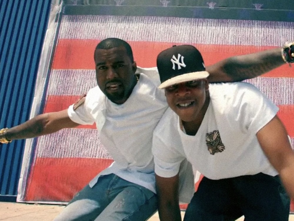 JAY-Z Comes To Kanye West's Rescue W/ 'Donda' Reunion