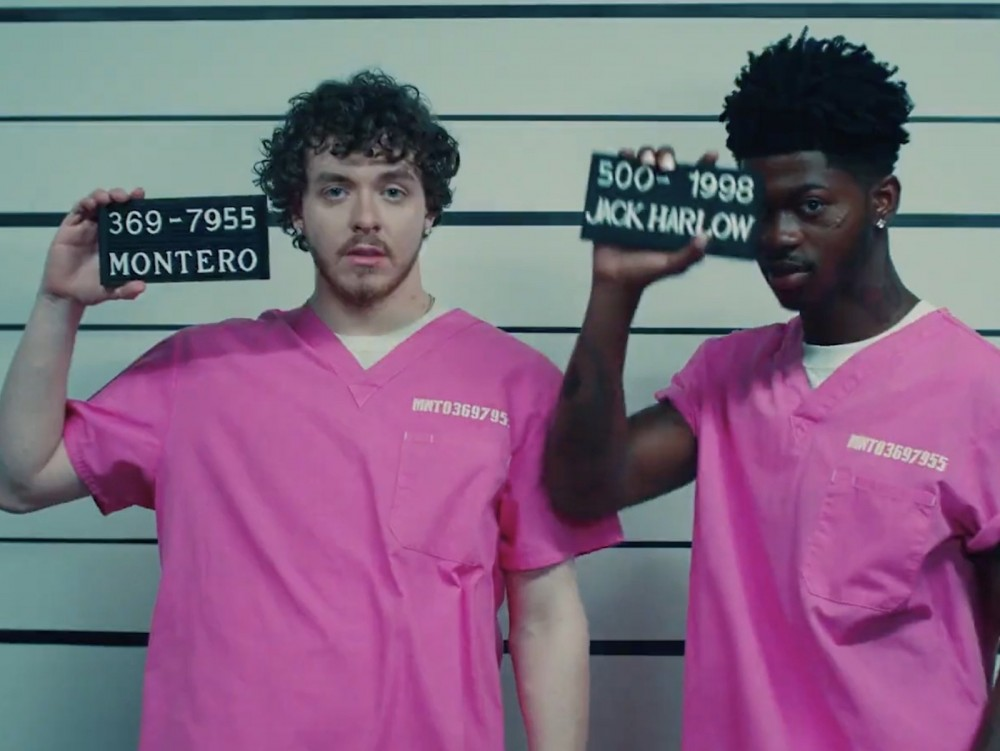 Lil Nas X's 'Industry Baby' Is Pure Must-See Prison Craziness
