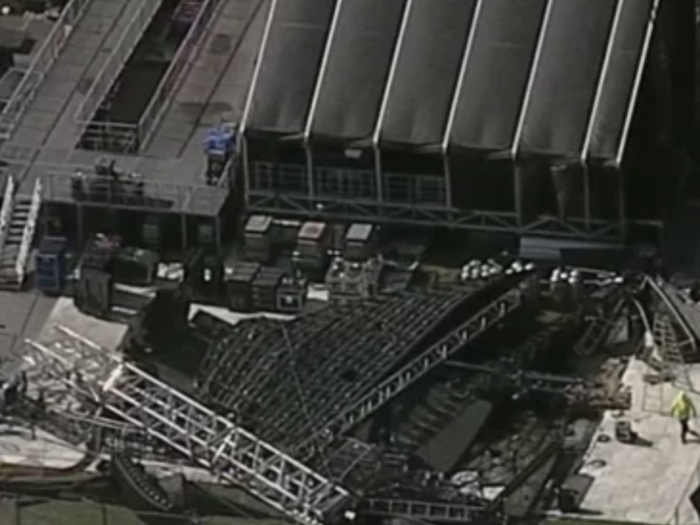 Rolling Loud Miami Stage Collapse Won't Stop Kanye West + Headliners