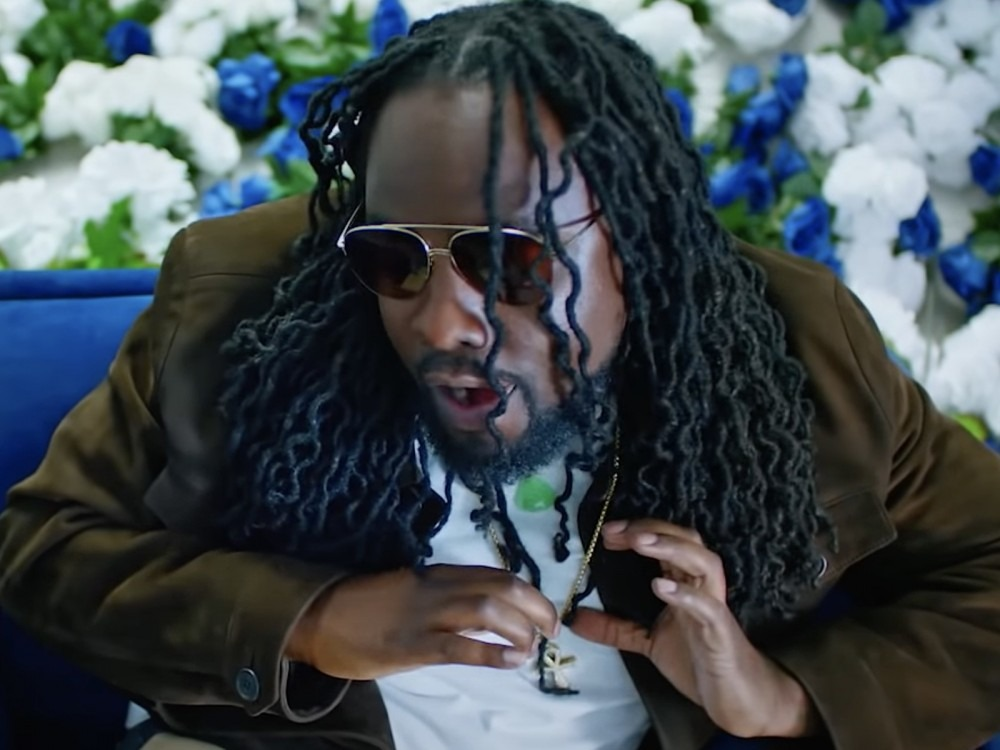 Wale's Back On His Music Grind After Social Media Hiatus