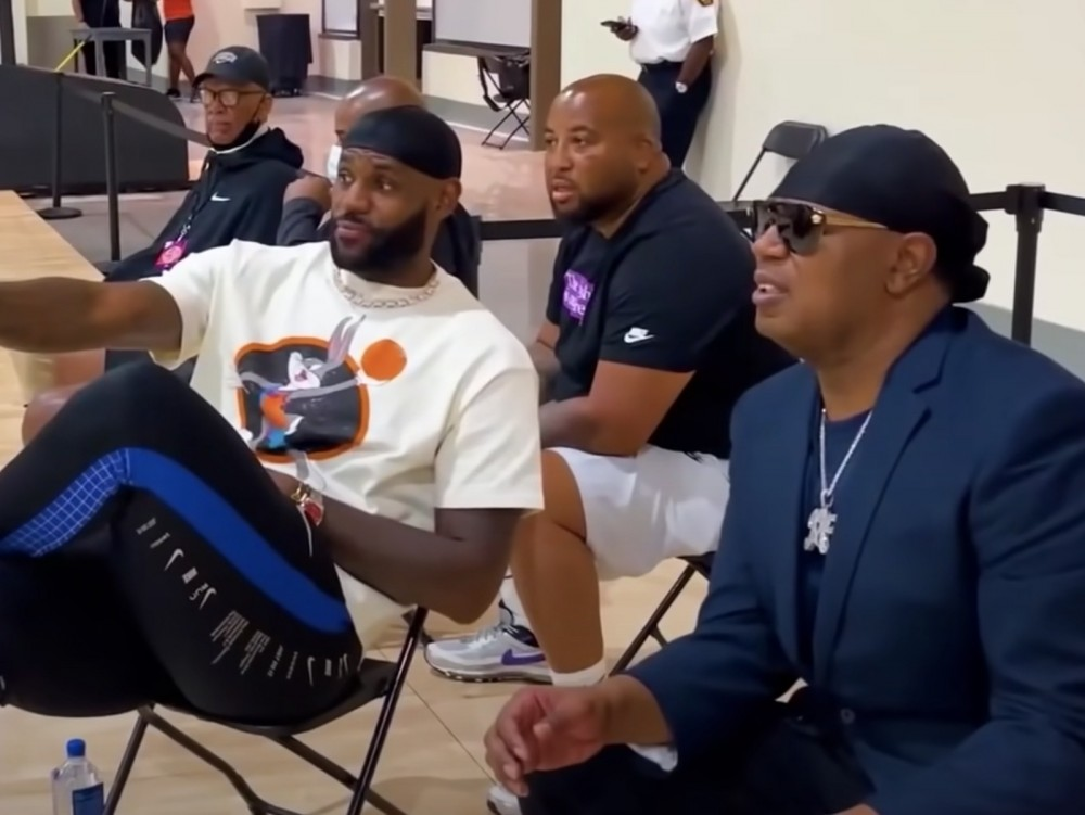 Master P Reveals Tight-Knit Bond With LeBron James
