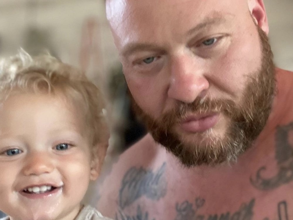 Action Bronson Reveals First Looks At His Baby Boy
