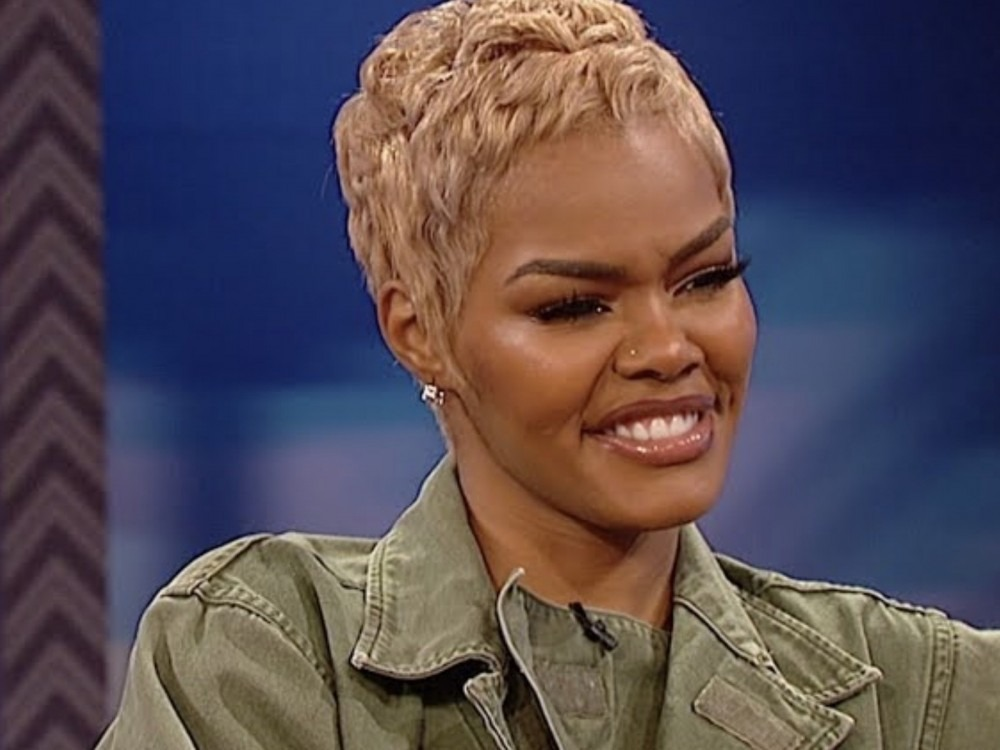 Teyana Taylor Isn't Done With Music Just Yet