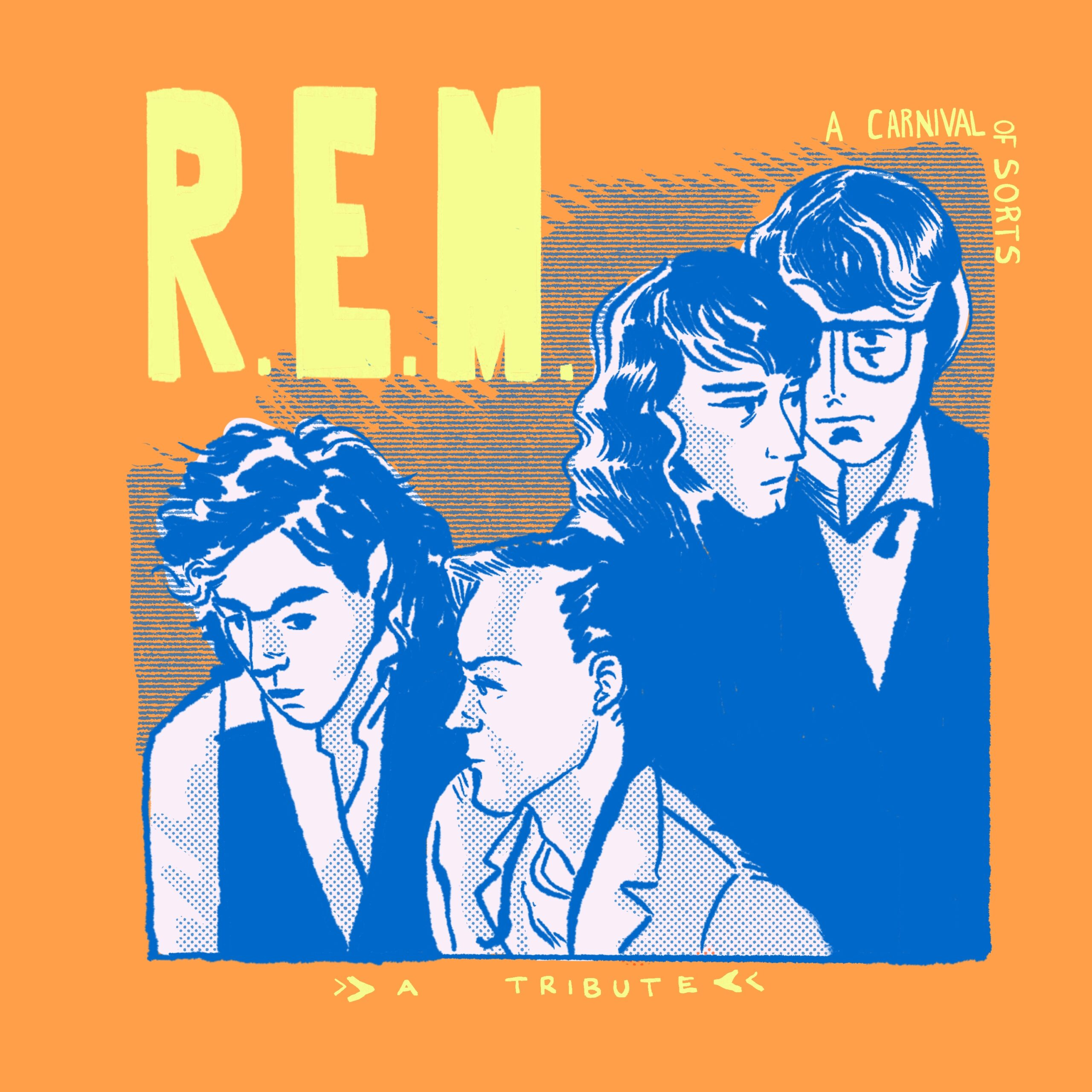 NEWS: A Carnival of Sorts: an R.E.M. covers compilation in Aid of Help Musicians