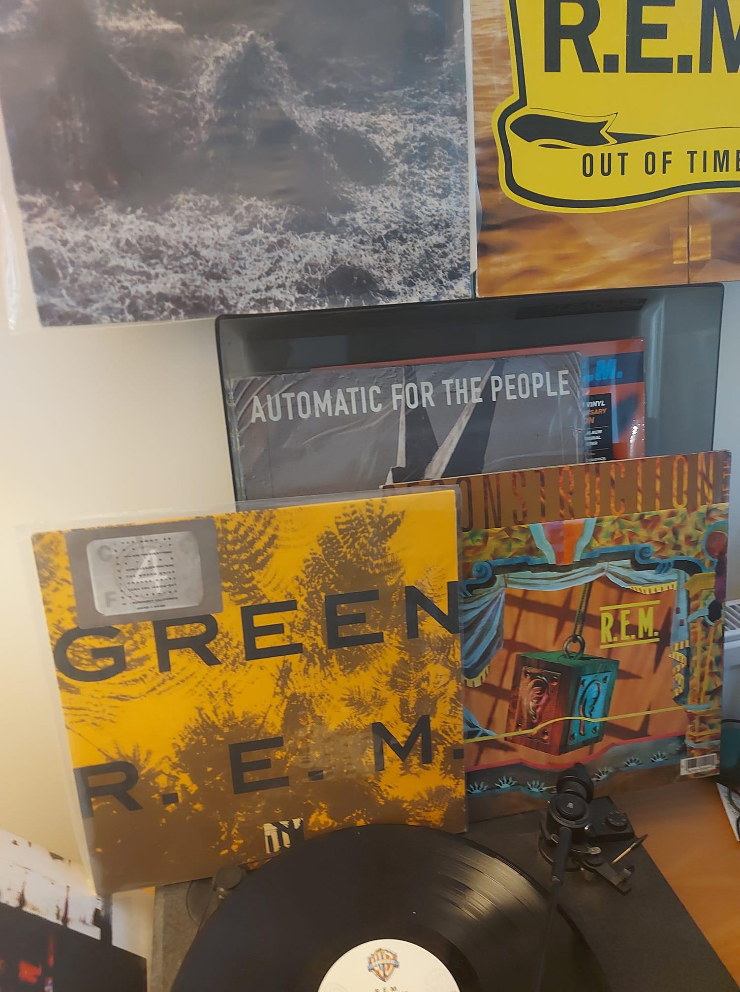 PODCAST: Show Me Magic! R.E.M. discography retrospective Part One