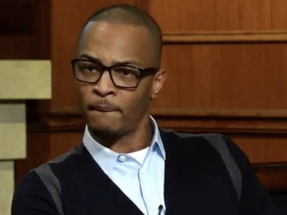 T.I. Arrested + Freed In Amsterdam