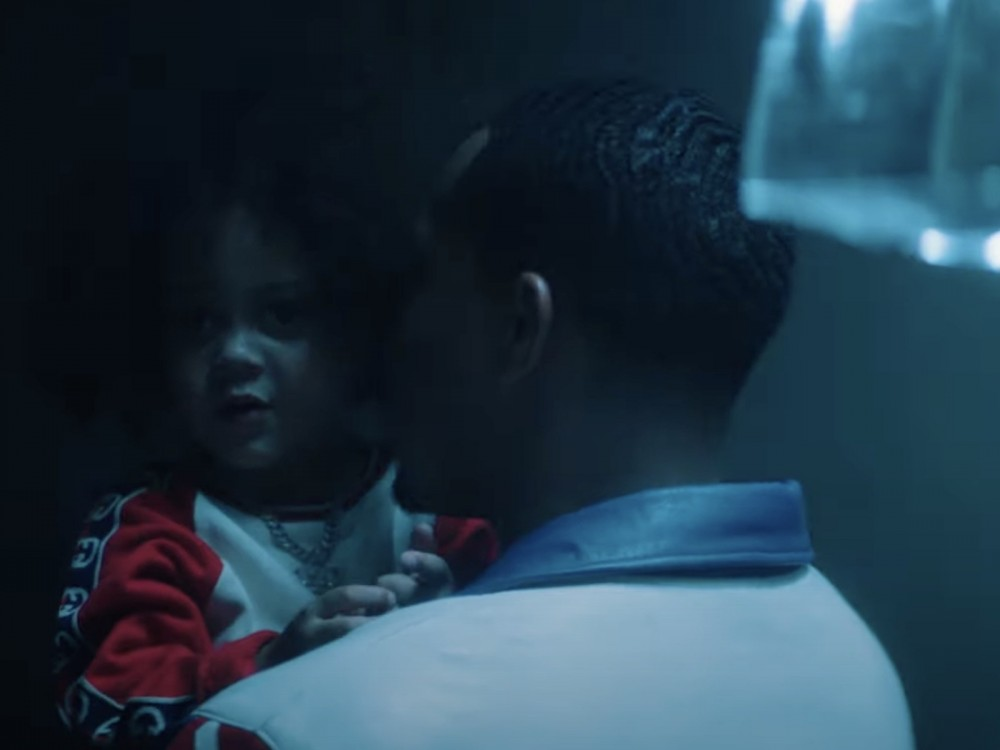 G Herbo Squeezes His Daddy Duties Into New 'Cold World' Video