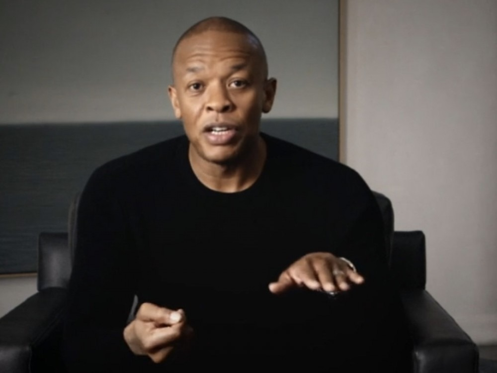 Dr. Dre Tweets For The First Time In Two Years