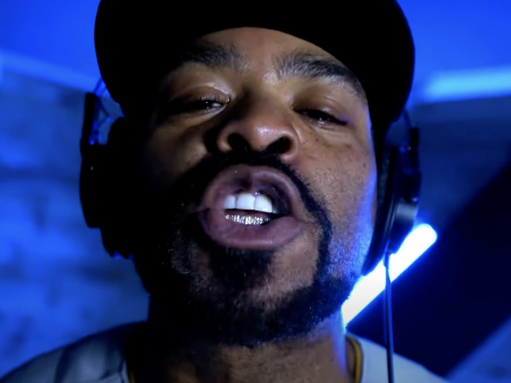 Method Man's Rolling Up W/ The Cannabis Hustle
