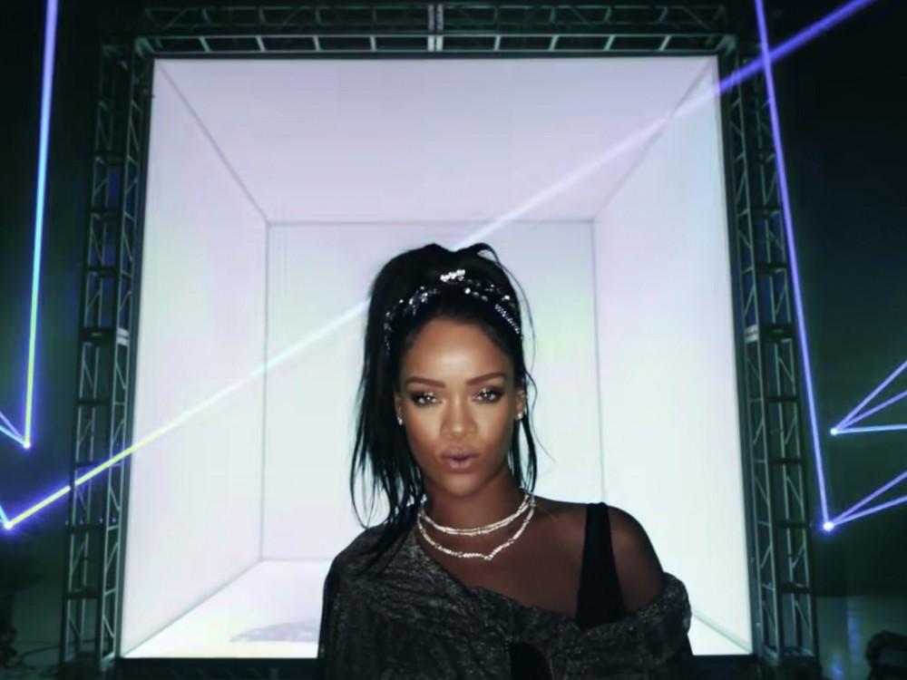 Rihanna Disciplines Niece Using Her Own Music