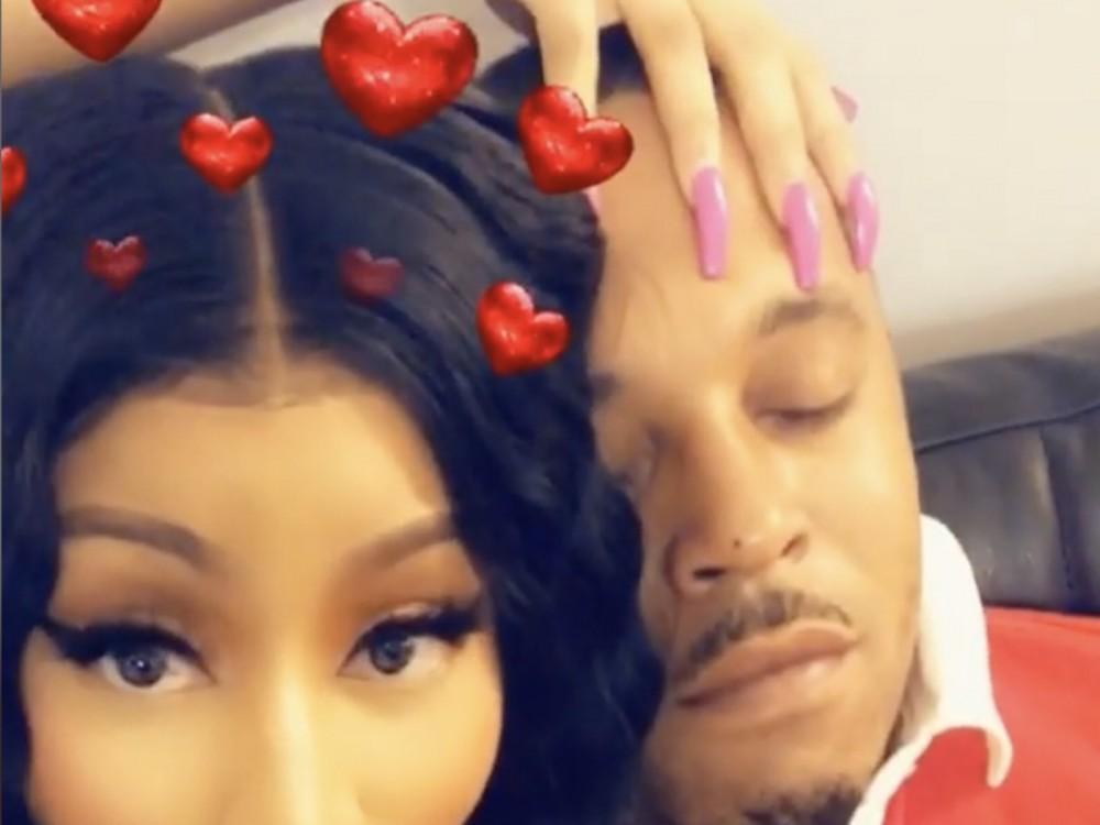 Nicki Minaj's Husband Wants Off Sex Offender List ASAP