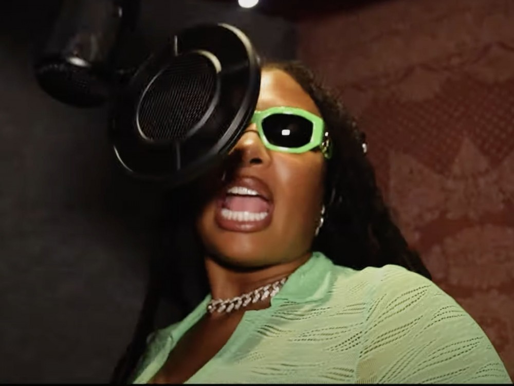 Meg Thee Stallion Keeps Weekend Goals Activated W/ New Freestyle