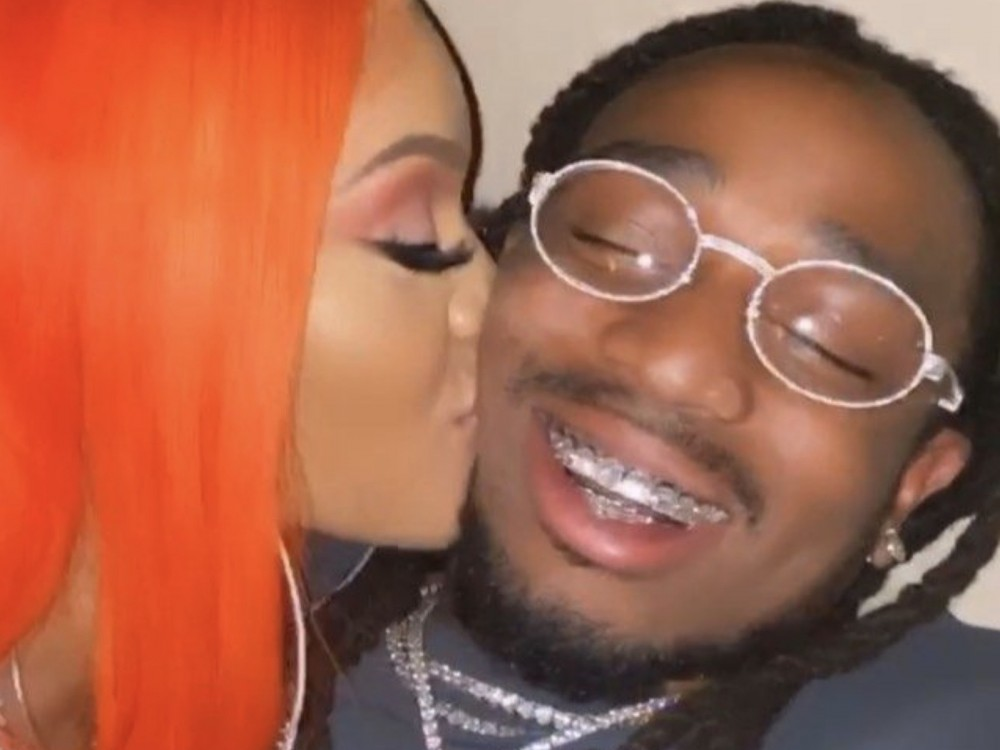 Quavo + Saweetie Are Spending Time Together Again