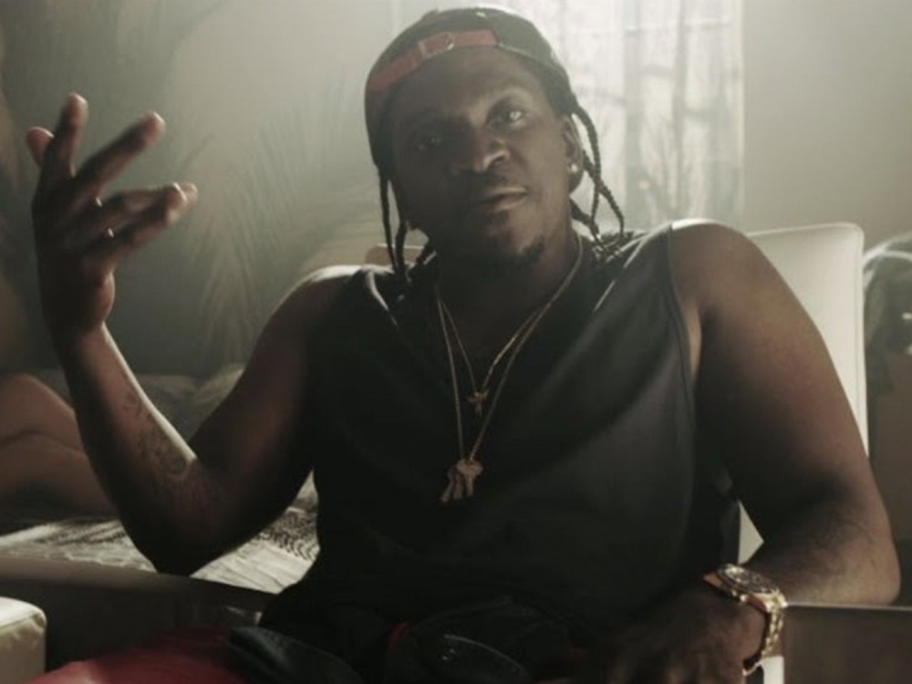 Pusha T Confirms New Album Is On The Way