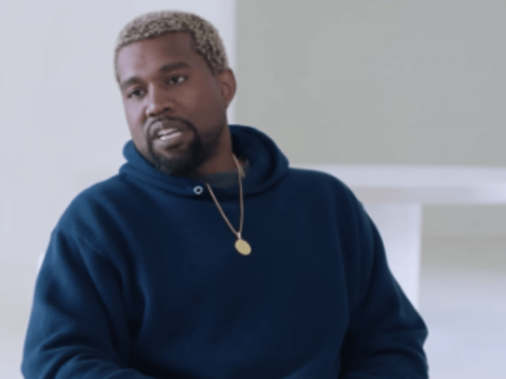 Universal Records Calls Cap On Kanye West's Claim