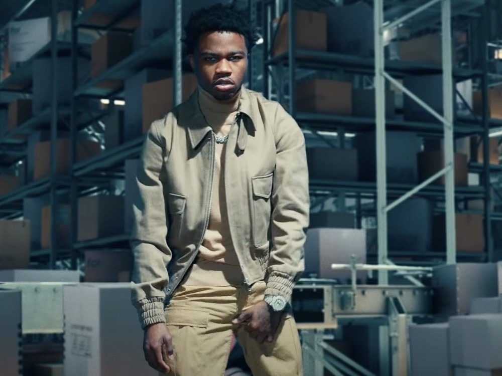 Roddy Ricch Is Actually Taking Kanye West's Relationship Advice Seriously