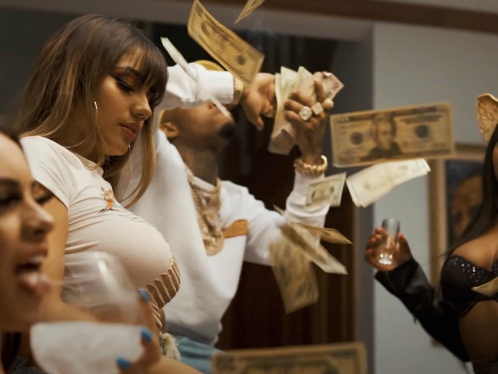 Tory Lanez Drops Stacks W/ VV$ Ken + EST Gee In 'TUH' Video