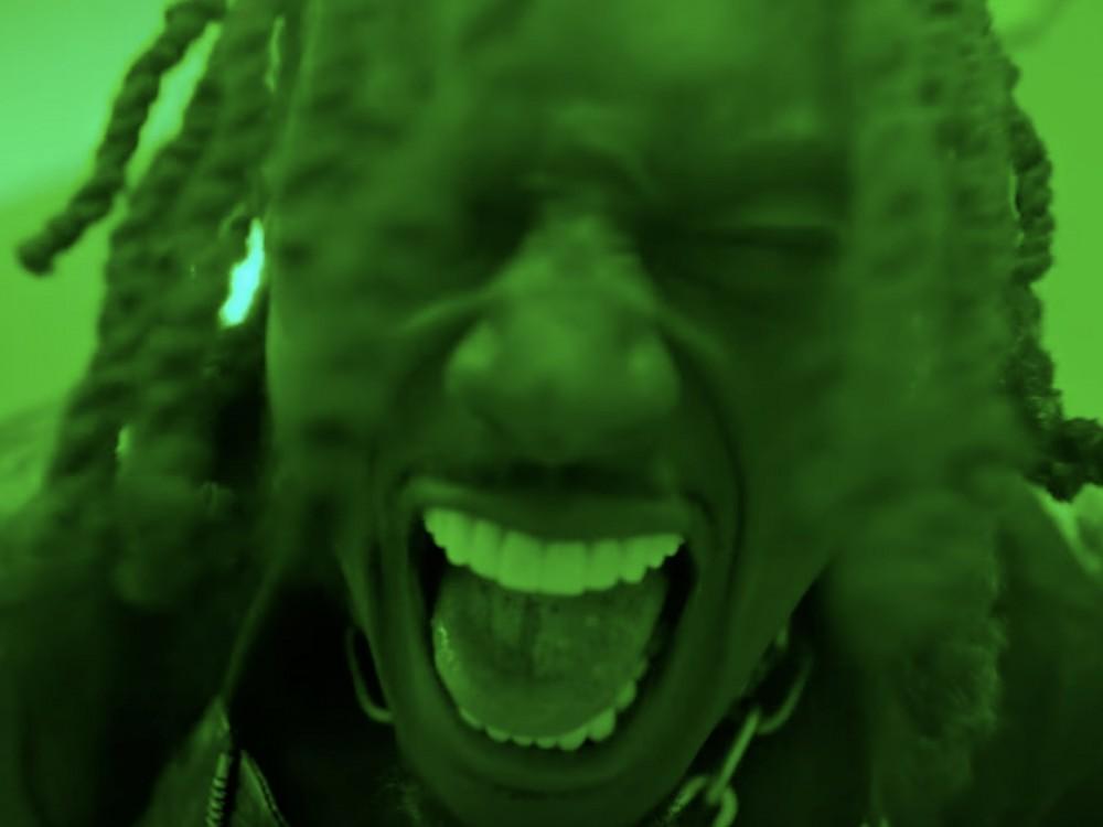 Playboi Carti Grabs Full Face Mask To Announce New Album