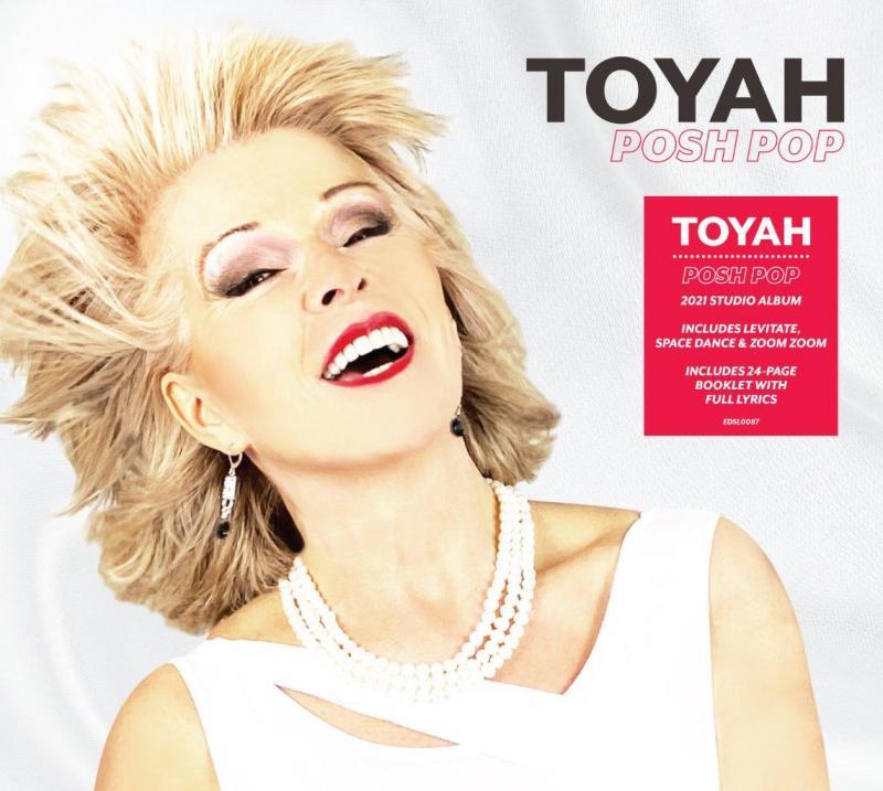 Toyah – Posh Pop (Demon Records)