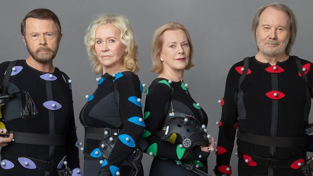 NEWS: ABBA release two new tracks ahead of first new album in forty years 'Voyage'