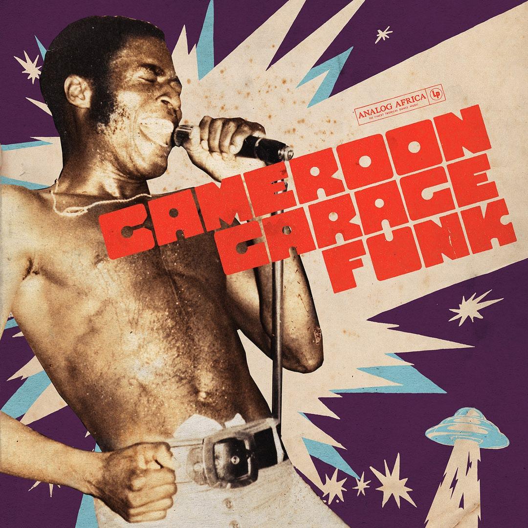 Various Artists – Cameroon Garage Funk (Analog Africa)