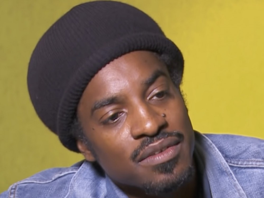 Here's Andre 3000's Leaked Kanye West 'Life Of The Party' Verse