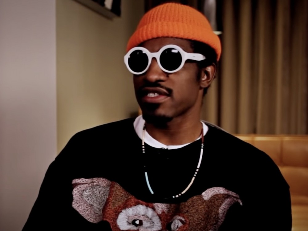 Andre 3000 Reveals Truth About Appearing On Kanye West's Drake Diss Song