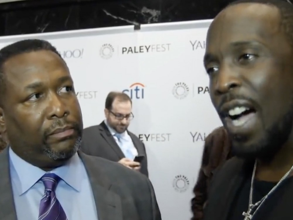 The Wire's Wendell Pierce Remembers Michael K. Williams W/ Compassionate Memories