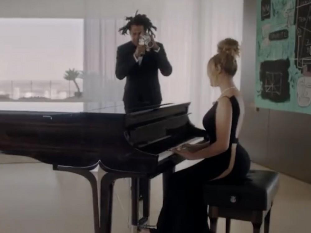 JAY-Z + Beyoncé's Tiffany's Ad Left Basquiat's Friend 'Horrified'