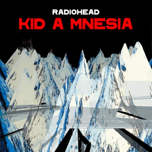 NEWS: Radiohead announce 'KID A MNESIA', 21st-anniversary triple album & Share 'If You Say The Word'